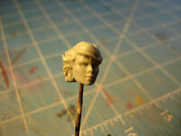 "FH021 Custom Cast Sculpt part Female head cast for use with 3.75"" action figures"