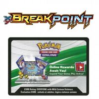 36x Pokemon XY BREAKpoint Online Booster Codes PTCGO <8hr Email Del