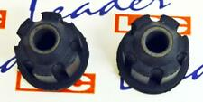 Vauxhall ASTRA CORSA FRONTERA ALTERNATOR BRACKET BUSHES / DAMPERS x2 - NEW