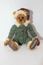 Boyds Bears & Friends Shoebox Bear - Uncle Irving Grizberg (Naled Exclusive)