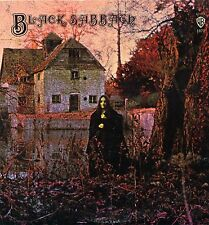 "BLACK SABBATH ""S/T"" ORIG US 1970 EX+/M- HEAVY"