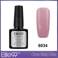 Elite99 3 in 1 One Step Gel Polish UV LED Nail Art No Need Top Coat Primer 10ml