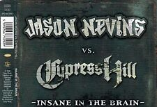 JASON NEVINS VS. CYPRESS HILL : INSANE IN THE BRAIN / 6 TRACK-CD