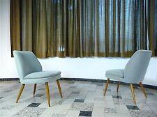 2x WILHELM KNOLL Mid-Century Modern CLUB CHAIR Vintage Sessel | 1960er 1960s