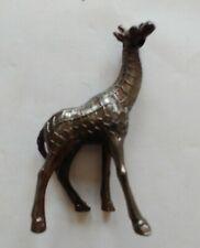 New listing Vintage Small Metal Giraffe Figurine Collectible