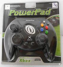 Interact Powerpad I210200MZ0 Original Xbox Controller Black