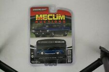 Collectable Diecast 1/64 Scale Mecum Auction 1970 Plymouth Cuda