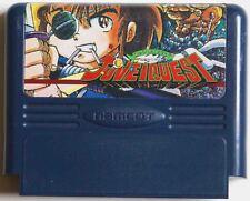 JUVEI QUEST sur Nintendo Famicom Japan NES