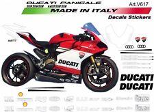 Adesivi per carene Ducati 899-1199-959-1299 Panigale