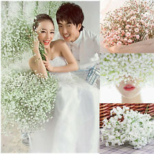 Chic Baby's Breath Gypsophila Silk Flowers Bridal Party Wedding Home Decor 1pcs