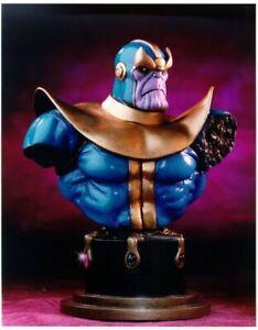 Thanos Mini Bust 05/5000 Bowen Designs Silver Surfer Seth Vandable BRAND NEW