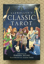 Llewellyn's Classic Tarot - Barbara Moore & Eugene Smith - New Shrinkwrapped