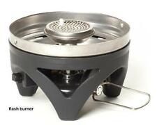 Jetboil FLASH Gas Burner with Piezo Igniter Also ZIP PCS GCS SOL SUMO Compatible
