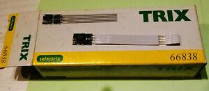Trix Minitrix  Selectrix decodeur decoder 66838 digital
