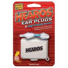 HEAROS High Fidelity Musician Ear Plugs Ultimate in Comfortable Protection 1pair