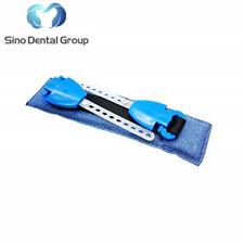 1 X Sino Dental Orthodontic Adjustable Headgear Face Mask Safety Neck Pad Blue