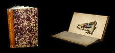 [BEAUX-ARTS ICONOLOGIE] HUET - Le Trésor des artistes et des amateurs des arts.