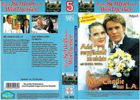 (VHS) Ein Schloß am Wörthersee - Folge 5 - Roy Black, Mike Krüger, H.Knef