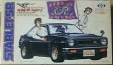 Marui 1/24 Toyota STARLET - SR with dolls Vintage rare Item!! From JAPAN F/S
