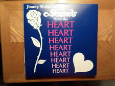 WRS LP RECORD/JIMMY WEBER + SOUNDS/FROM THE HEART/ NR MINT POLKA