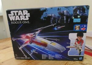 Star Wars Rogue 1 Rebel X-Wing Fighter Hasbro Boxed New
