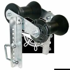 Osculati Boat Trailer Extra Large Central Double Rollers 60 mm bracket