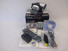 HITACHI DZ-HS300E UK Hybrid DVD + HDD CAMCORDER DIGITAL VIDEO CAMERA
