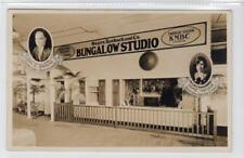 SEARS ROEBUCK & Co, BUNGALOW STUDIO, KMBC RADIO: Kansas USA postcard (C35102)