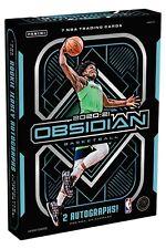 2020/21 Panini Obsidian Basketball Hobby Box Factory Sealed Presale