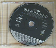 Spyro Year of the Dragon  - Promo Gioco Completo - New - PlayStation 1 - PSX
