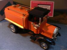 1/36 ca.MAN Oldtimer Tankwagen orange