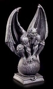 Teufel Figur - Gargoyle Dämon Gothic Fantasy Deko