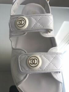 Chanel Dad Sandals (Size 36)