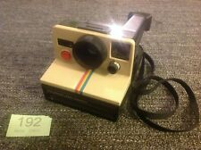 Polaroid 1000 Land Camera - Uses SX-70 Film - With Strap - Red Button - BT192