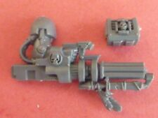 Nuevo espacio marino Ángeles oscuros Alamuerte Terminator Assault Cannon-bits 40K