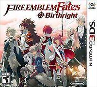 Fire Emblem Fates: Birthright (Nintendo 3DS) Brand New Sealed