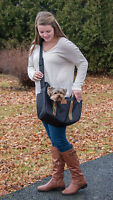 NEW Pet Gear R&R Sling Dog Cat Tote Bag /Travel Airline Carrier / Purse 5 Colors