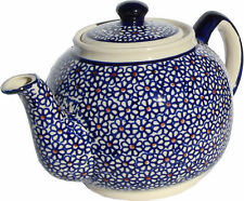 Polish Pottery Teapot from Zaklady Ceramiczne Boleslawiec gu596/120