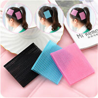 10Pcs Front Hair Fringe Bang Holder Stabilizer Hair Makeup Sticker Pads Patches