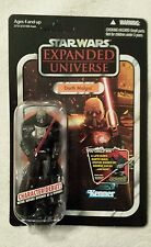 DARTH MALGUS Star Wars Expanded Universe VINTAGE Collection VC96 unpunched