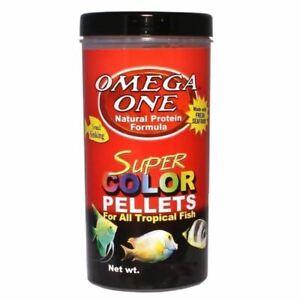 Omega One | Super Color Pellets (Sinking)
