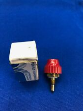 Veriflo Precision Equipment 334-VSR Valve stem assembly RED