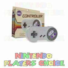 Super Nintendo SNES Controller (BRAND NEW IN BOX) (NIB) Classic Control Pad