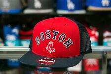 American Needle Boston Red Sox Pastime Gatekeeper Snpaback