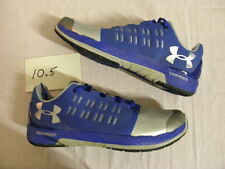Under Armour Charged Core running shoes VNDS Curry Ali Cam size 10.5 blue silver