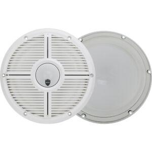 """Wet Sounds REVO10 CX-XW-W 10"""" Marine Audio Component / Coax Speakers White USED*"""