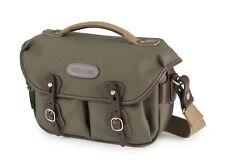 Billingham Hadley Small Pro Camera / DSLR Bag in Sage Green with Brown (UK) BNIP