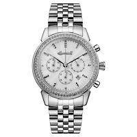 Ingersoll Gem Quartz Chronograph Watch - 103902 NEW