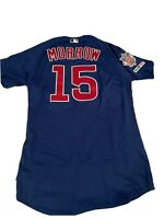 Game Issued Brandon Marrow Chicago Cubs Jersey And Autographed Game Used Ball