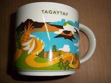 Starbucks YAH Collection Mug - TAGAYTAY w/ SKU